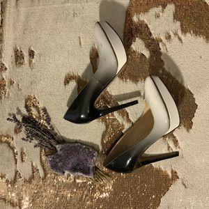 Ombré high heels